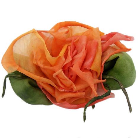 Kopia kwiat jedwab